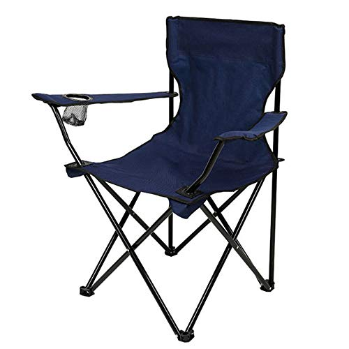 Folding chair Silla de Camping portátil, Barbacoa, Picnic, Pesca, Silla de Playa Plegable, Impermeable, Tela Gruesa de PE, Cubierta Antideslizante