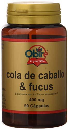 Obire Cola de caballo + Fucus 400 mg. 90 cápsulas