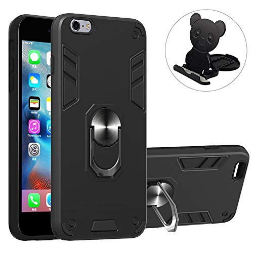 Learn More About Ostop Case Compatible with iPhone 6 Plus/iPhone 6S Plus,Heavy Duty Hard Cover,Hybri...