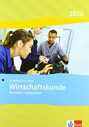 Wirtschaftskunde. Ausgabe 2020: Portfolio-Arbeitsheft: Portfolio-Arbeitsheft (perforiert und gelocht)