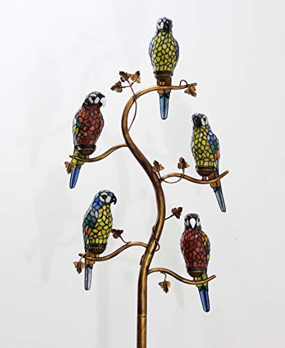 Cool Parrots Floor Lamp