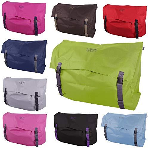 netproshop Turnier Packsack, große stabile Tasche für Decken und Pflegeartikel, Farbe:Pink
