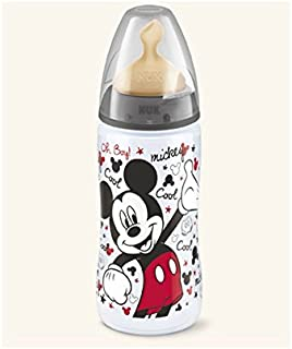 Nuk Biberon First Choice Disney Mickey Mouse 0%BPA Latex 2L