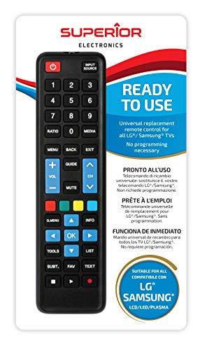 ENGELMANDO A DISTANCIA UNIVERSAL ESPECIFICO PARA TV LG/SAMSUNG MD0028