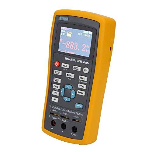 Multifunction Digital Resistance Inductance Capacitance Meter, Manual/Automatic Range Measuring Meter 100~240V(ET430B)