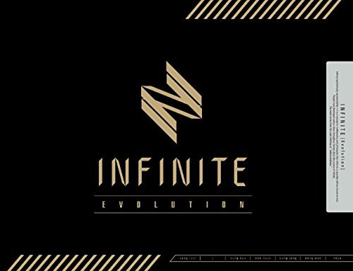 Woolim Entertainment Infinite - Evolution (2Nd Mini Album) Cd + Photo Booklet + Extra Gift Photocards Set