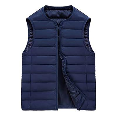 QueenMM Heated Vest/Coat Polar Fleece Lightweight Heated Waistcoat Jackets 3 Heating Levels Overheat Protection