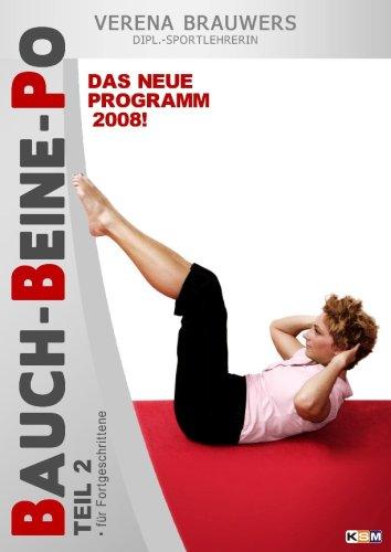 Verena Brauwers: Bauch, Beine, Po - Teil 2 für Fortgeschrittene