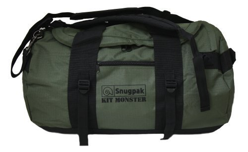 Snugpak Monster Kit, Olive, 65-Liter by Sportsman Supply Inc.