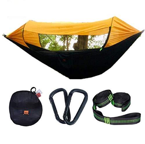 Hangmat Outdoor Zonnescherm Anti-Mosquito hangmat, Camping Tent, Indoor Swing Hangmat, Tuin hangmat, reizen, jagen, enz 230kg, dljyy