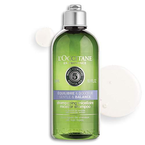 L'Occitane Aromachologie Sanfte Balance Shampoo, 300 ml