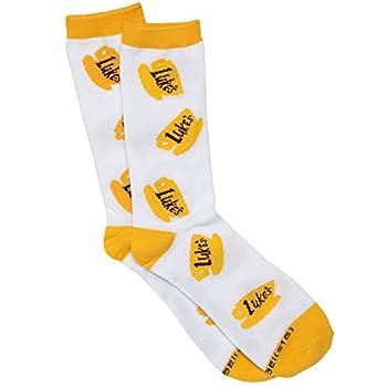 Gilmore Girls Luke s Diner Logo Crew Socks