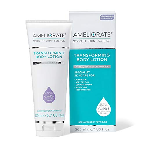 AMELIORATE Transforming 200 ml Body Lotion, white, 1 count