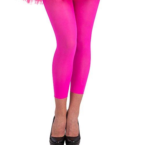 Carnival Toys 3827 Leggins, Pink Fluo, Erw, Einheitsgröße, one Size