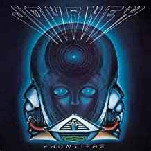 2 Album Collection JOURNEY 'Frontiers' & THE POLICE 'Zenyatta Mondatta'
