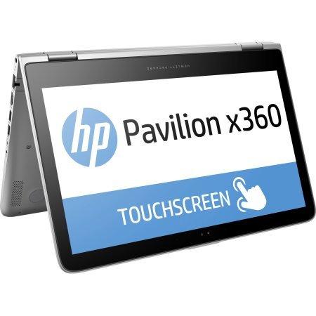 2018 HP Pavilion 13-s120ds x360 Convertible 13.3' IPS Touchscreen Laptop Computer, Intel Dual-Core i3-6100U 2.30GHz, 4GB RAM, 1TB HDD, USB 3.0, Windows 10 Home