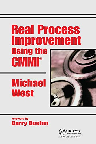 Real Process Improvement Using the CMMI