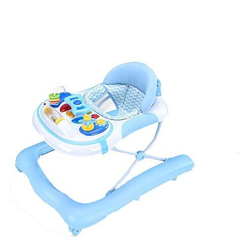 Landau Produits pour Bébé Walker Trolley for Enfants Anti-o-Legs (Size : A)