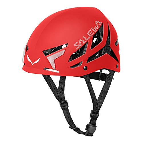 SALEWA Unisex Vayu 2.0 Helmet Helm, Rot (Red), L/XL