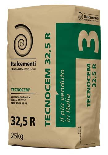 Cemento grigio R 32,5 25Kg Citycem Italcementi