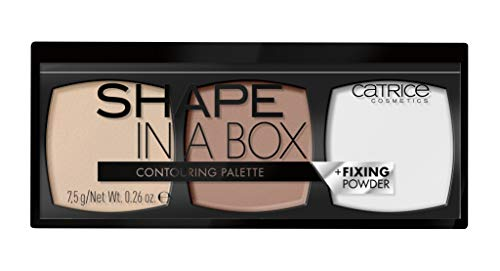 Catrice - Konturpalette - Shape In A Box Contouring Palette 010