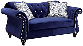 Best sharon tufted loveseat Reviews
