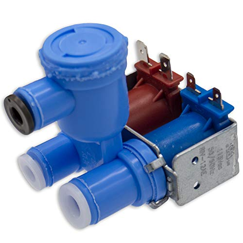 Price comparison product image Supplying Demand WR57X10024 Refrigerator Dual Water Valve Fits AP2071736 & PS304366
