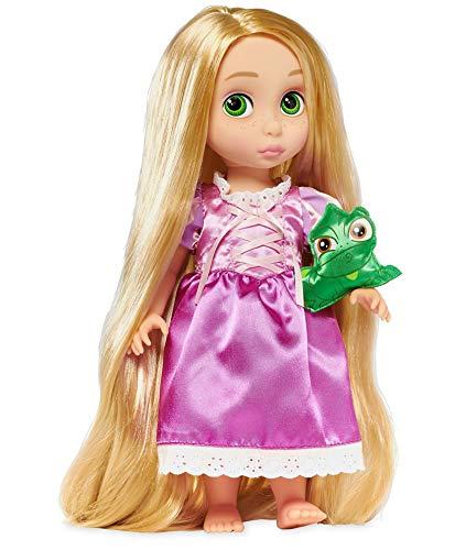DS Disney Store - Muñeca Rapunzel de la Torre Princesa Original Animators Collection de 40 cm