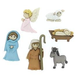 Dress It Up 7473 Nativity