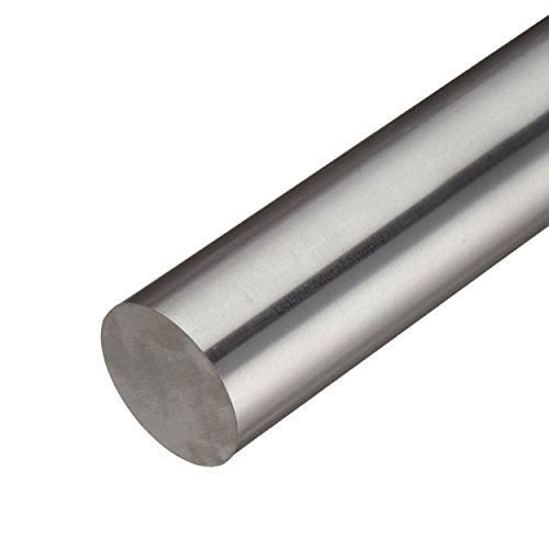 Online Metal Supply C276 Hastelloy Round Rod, Diameter: 0.750 (3/4 inch), Length: 10 inches