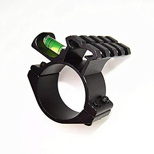 FIRECLUB Scope Wasserwaage Ring 20mm Weaver Picatinny Oberteil 30mm Montage Zielfernrohr