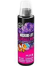 MICROBE-LIFT Coralline – przyspiesza wzrost osadów wapniowych w akwarium, wysoko skoncentrowany i wydajny, 236 ml
