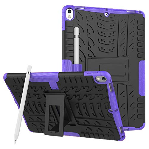 Tough Rubber Hard Case for iPad Air 10.5 2019 / Pro 10.5