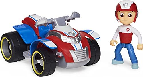 PAW Patrol Quad-Fahrzeug mit Ryder-Figur (Basic Vehicle/Basis Fahrzeug)