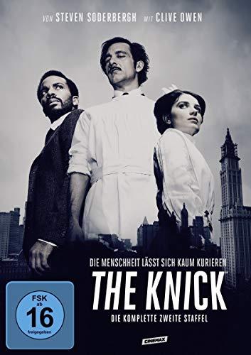 The Knick - Die komplette zweite Staffel [4 DVDs]
