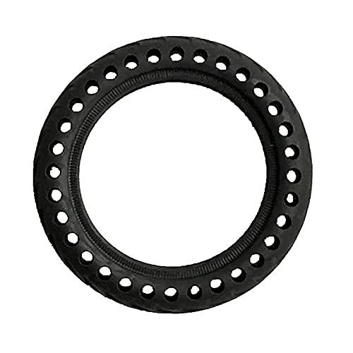 ASDNN Neumáticos De Scooter Eléctrico 8 1 / 2x2 Neumáticos Sólidos De Panal Neumáticos De Scooter Eléctrico Neumáticos Interiores Y Exteriores De 8,5 Pulgadas Neumáticos Sólidos Antideslizantes