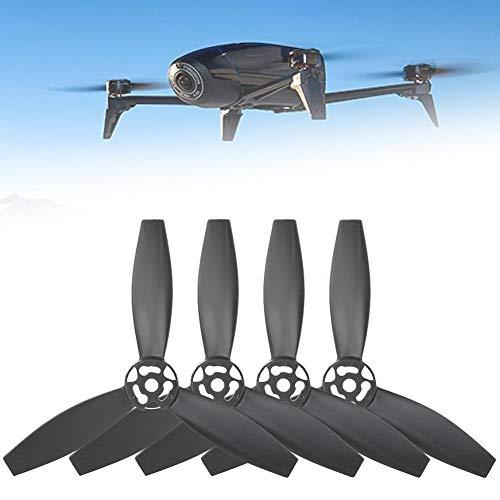 RC Drone Propeller Blade, 4-teilig RC Quadcopter Propeller Blade Upgrade-Teile Kompatibel mit Bebop 2 Drone(Tippe A)