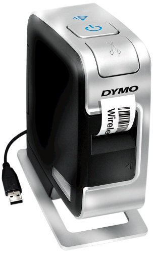 DYMO LabelManager Wireless Plug N Play Label Maker for PC or Mac (1812570)