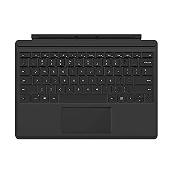 Microsoft Type Cover for Surface Pro - Black  Renewed