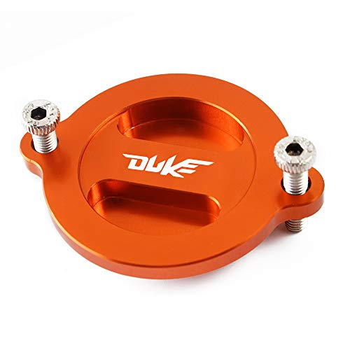 Motorrad Zubehör CNC Filter Cover Cap für Duke 125 200 390