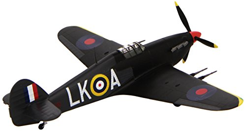 Easy Model 37245 Hawker Hurricane MkII 87 SQN Squadron Leader 1940/41