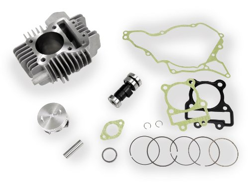 BBR Motorsports Replacement Parts - Piston Kit - For 143cc Big Bore Kit - Kawasaki KLX110/L 2010-Up