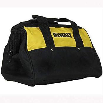 "4 New Dewalt N037466 Heavy Duty Ballistic Nylon 13/"" Tool Bags w// Solid Runners"
