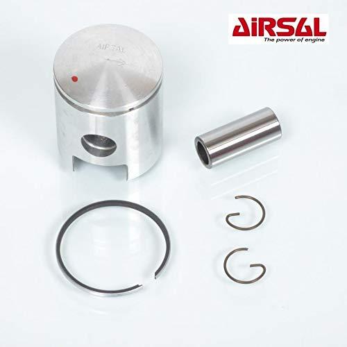 Piston moteur Airsal pour Mobylette MBK 50 51 Avant 2020 39mm / AV10 Liquide / 06141139 Neuf
