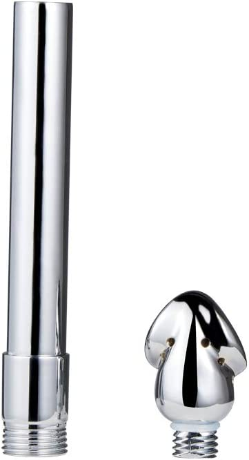 bsqipsd Metal Enema Shower Hand Heads Miami Mall Nozzle Popular System