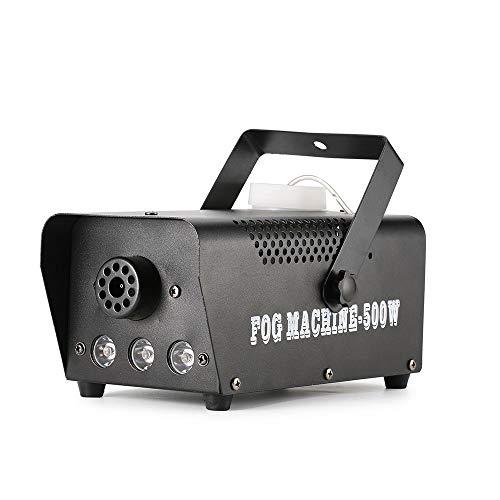 OUBAYLEW 500W LED Nebelmaschine Erfahrungen & Preisvergleich