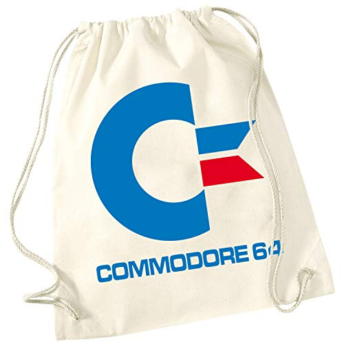Commodore 64 Gym Bag with Drawstrings