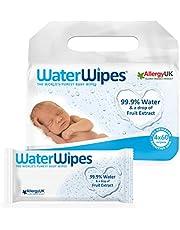 WaterWipes Waterwipes Toallitas Para Pieles Sensible De Bebé 99 9 Agua Purificada Paquetes X 60 '