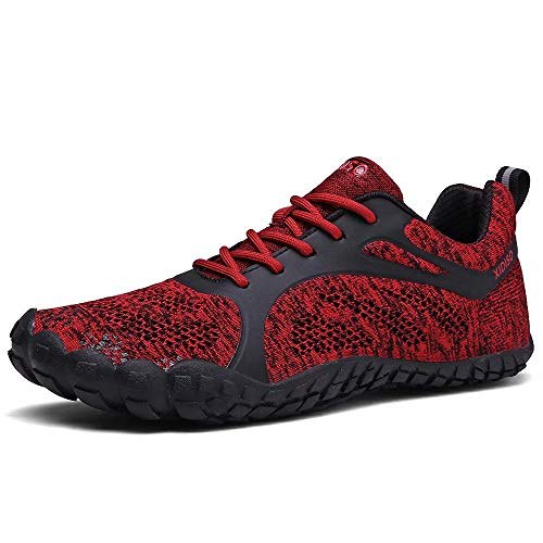 FUSHITON Chaussures de Trail Running Homme Femme...