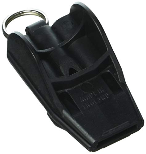 ACME Unisex Adult Tornado T200 Whistle - Black, One Size